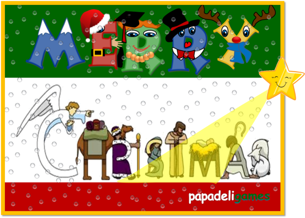 Merry Christmas Card by papadeli