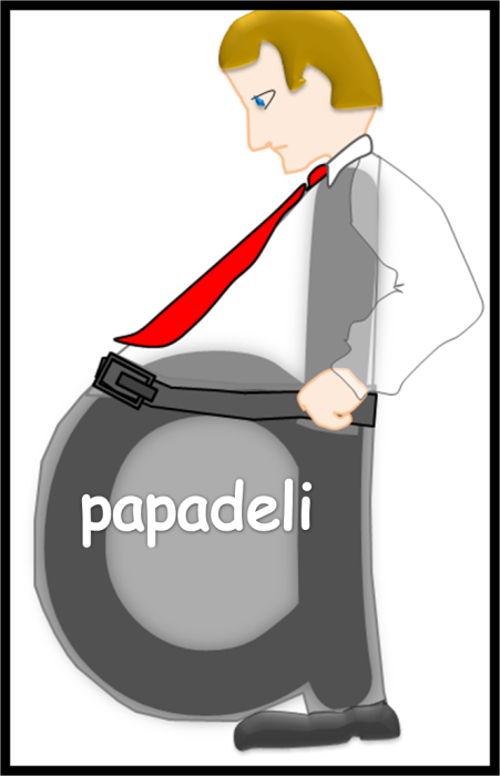 dad by papadeli