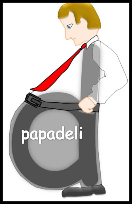 dad by papadeli