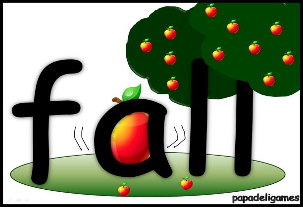 fall by papadeli