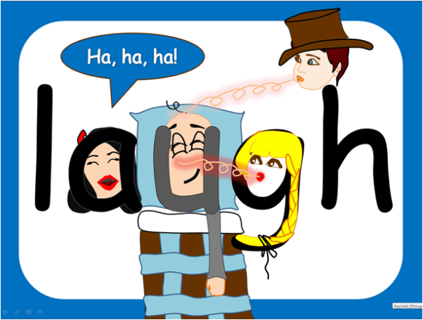laugh by papadeli