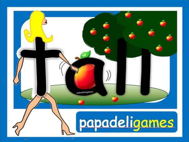tall by papadeli