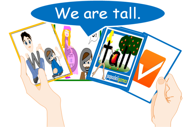 we are tall - by papadeli